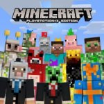 Free Minecraft birthday skin pack for Vita, PS3 and PS4