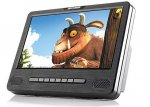 "Nextbase 9"" Portable In-Car DVD Player. Only £75 @ Halfords"
