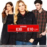 Littlewoods Clearance :: Spend £30 get £10 OFF