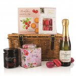 Win a Virginia Hayward Tea & Bubbles Hamper Worth £34.99 @  Staffordshire Living
