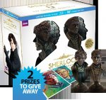 WIN a Sherlock The Complete Series 1-3 Limited Edition Gift Set @ BBC Shop