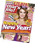 That's Life! Competitions Issue 52/53 (ends 12.01.2015)