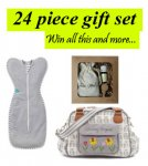 Win Over £950 Worth Of Beautiful Baby Shower Gifts @ Gurgle