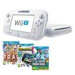 Wii U Basic Console + Captain Toad Treasure Tracker + New Super Mario Bros U + Nintendoland @ Shopto.net £189.85
