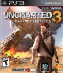 Uncharted 3: Drakes Deception (PS3) - £3.00 + £2.50 P&P @ CeX (pre-owned)