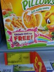 Kellogg's Honey Pops Pillows (350g) £1 @ Asda instore (Benwell branch)