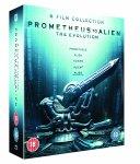 Prometheus to Alien: The Evolution Box Set (8-Disc Set) Blu-ray @ Amazon