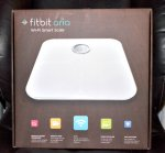 Fitbit aria wifi scales £14.85 clearance at Tesco