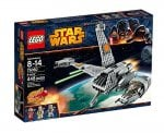 Lego Star Wars B- wing fighter £33.34 (RRP = £50) at Amazon
