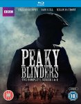 Peaky blinders series 1 and 2 Bluray only £20.99 @ BBC Shop