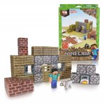Minecraft Paper Craft Shelter Pack £7.79 @ Amazon   (free delivery £10 spend/prime)