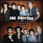 New One Direction album 'FOUR' £4.99 on iTunes