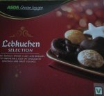 Asda Lebkuchen gingerbread box £1.50 - In store