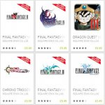 Square Enix Sale - 50% off Final Fantasy, Dragon Quest games on GPlay/iTunes