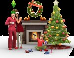 Sims 4 Holiday Celebration Pack
