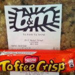 Toffee crisp bars 10p each @ b&m bargains