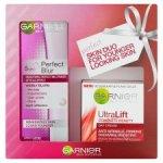 Garnier perfect skin gift set was £20 now £5 @tesco online groceries