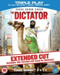The Dictator extended cut triple play (Blu-Ray, DVD and digital copy) £2.55 delivered via Zoverstocks/Play.com