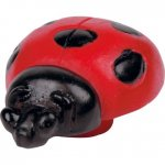 Lady Bird Door Knob - Red/Black£0.50,Free Collection in store @ Homebase