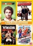 Knocked Up / Superbad / The 40 year Old Virgin / Talladega Nights DVD £8.99 @ Zavvi