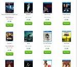 Blu rays at Zavvi from £1.99