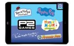 Win An iPad Air and Kid's App Bundle with P2 Games!