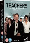 Reissued Teachers complete DVD box set (Series 1-4) £8.99 delivered @ Zavvi