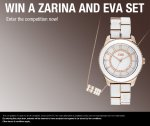 WIN A ZARINA AND EVA SET @ Storm @ Facebook