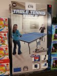 Asda full size Table Tennis Table @ £70