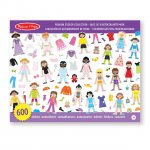 Melissa & Doug Sticker Collection Fashion 81% off reduced from £4.99 to 96p on Amazon. Add on item