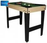 Tesco - 3ft Pool Games table(with Legs) for £20.00 - All included