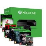 Xbox One 500GB and 7 games £379.85 @ ShopTo