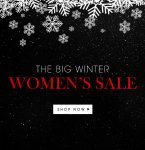 Cruise Fashion Winter Sale - up to 80% off.