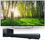 "Sony Bravia KDL-42W829BBU Smart 3D 42"" LED TV with Sony HT-CT60BT Soundbar £509 or £469 for o2 priority customers @ Currys"
