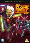 Star Wars Clone Wars DVD Seasons 1 - 5.  Amazon £32.60