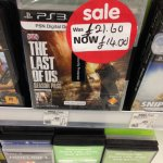 The Last of Us PS3 £14 @ Asda