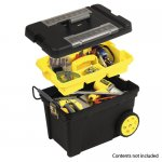 Stanley 192902 Professional Mobile Tool Chest £24.99 @ Amazon