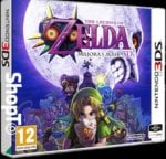 Majoras mask with exclusive necklace (3DS) £32.86 delivered @ Shopto