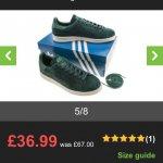 Adidas Stan Smiths - Dark Green