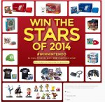 Nintendo Win The Stars of 2014 MEGA PRIZE