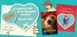 Win a suitcase full of Paddington books @ Pizza Hut