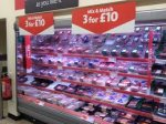 3 packs meat for £10, now selected 3 packs for £1! (dated 2nd January!) @ Tesco Coatbridge