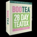 Bootea 28 day Teatox - Weight Loss Herbal Detox Tea £26.24 @ Holland and Barrett