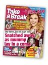 Win Prizes worth £29,010 with Take a Break Issue 1