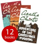 Agatha Christie Collection - 12 Books (Collection) now £8 from The Book People