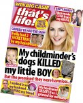 That's Life Issue 1 (ends 19.01.2015)