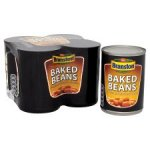 Branston Beans In Tomato Sauce 4 X 410G £1 @ Nisa