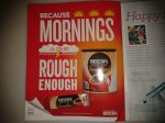 Free Sample of Nescafe Smooth Roast in the Free Morrisons Magazine