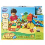 Toot Toot Safari Park and Three Animals Set only £28 free C+C at The Brilliant Giftshop