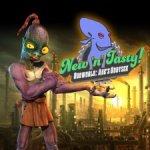 Oddworld: New 'n' Tasty (PS4) - £8.09 (PS+) or £8.99 @PSN